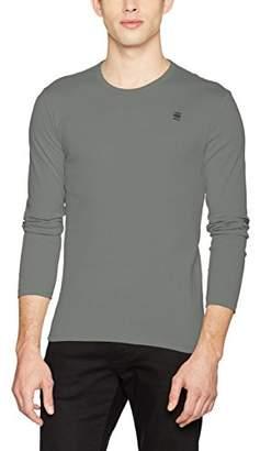 G Star Men's Base R T L/S 1-Pack Long Sleeve Top