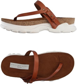 Stella McCartney Toe strap sandals