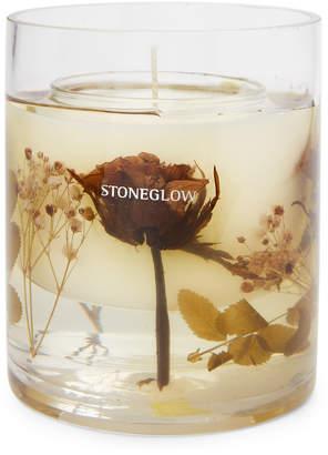 Stoneglow Japanese Maple & Vetivert Natural Wax Botanical Candle