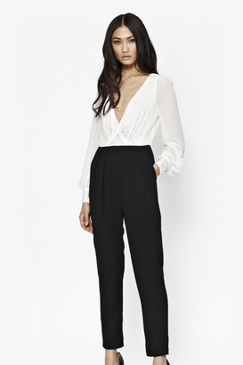 French Connection Arctic Spell Gem Jumpsuit