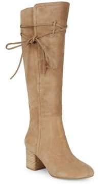 Splendid Rime Knee-High Suede Boots