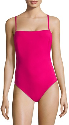 Gottex X By Au Natural One-Piece Tank Swimsuit
