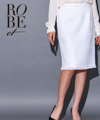 自由区 (ジユウク) - 自由区 【ROBEet】Lady Style Skirt スカート(C)FDB