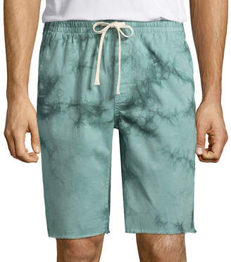 Arizona Mens Drawstring Waist Jogger Shorts