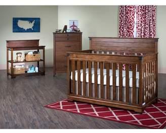 Child Craft Redmond 4-in-1 Convertible 3 Piece Crib Set