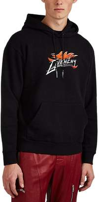 "Givenchy Men's ""World Tour"" Cotton Terry Hoodie"