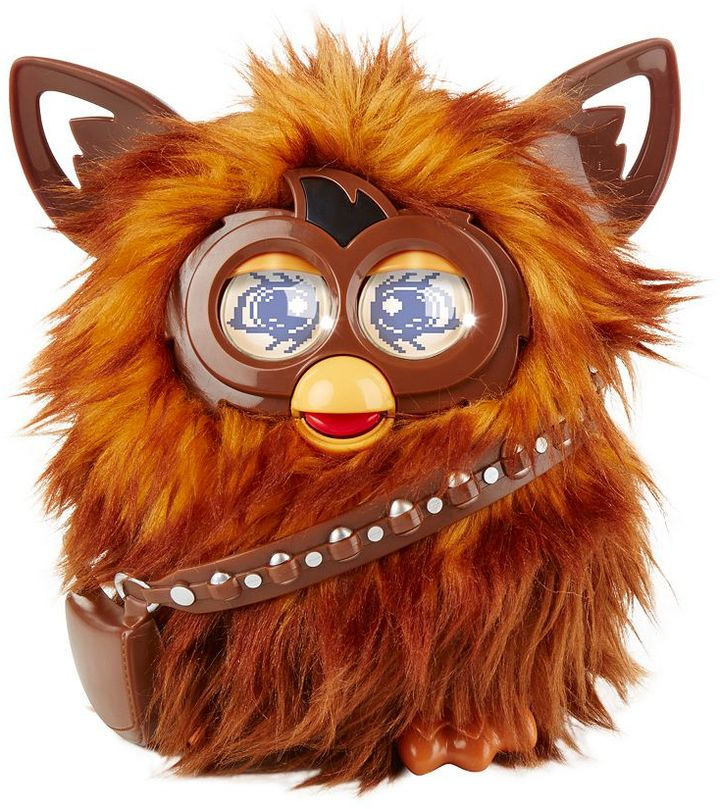 Hasbro Star Wars: Episode VII The Force Awakens Furbacca Furby by Hasbro