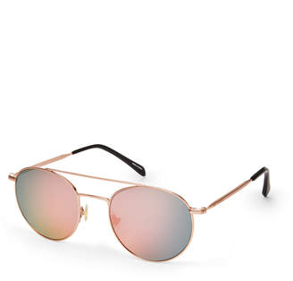 Fossil Laverton Round Sunglasses