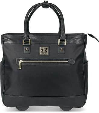 "Kenneth Cole Reaction Call It Off 16"" Rolling Business Tote And Carry-On Bag"