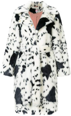 Shrimps Esme faux fur coat