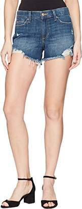 Joe's Jeans Women's HIGH Rise Cut Skirt