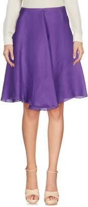 Albino Knee length skirts - Item 35319608
