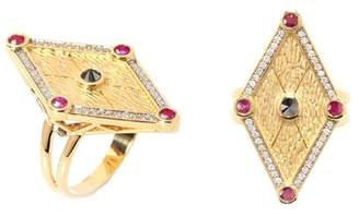 Rubie's Costume Co Ara Vartanian And Diamonds Ring