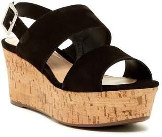 Schutz Fanika Platform Wedge Sandal