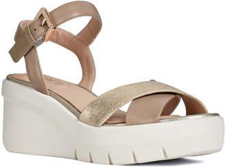 6a1e670636 Geox Torrence Platform Sandal