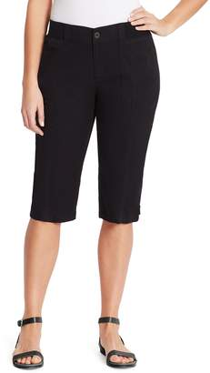db1d19be6896c Gloria Vanderbilt Petite Pants - ShopStyle gloria vanderbilt avery pull on  jeans petite