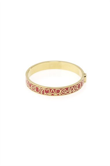 Marc by Marc Jacobs Skinny Hinge Bangle