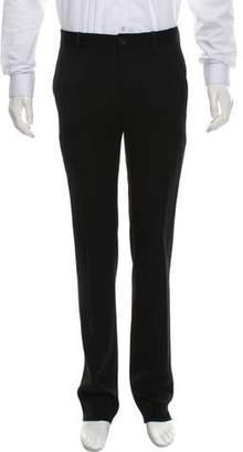 Ann Demeulemeester Wool Flat Front Pants