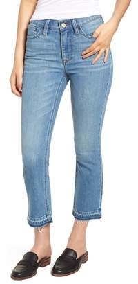 J.Crew J. Crew Billie Demi Boot Crop Jeans (Redwood Wash) (Regular & Petite) (Nordstrom Exclusive)