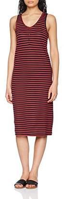 Vero Moda Women's Vmbanana Short Sl Dress Ga,(Size: Medium)