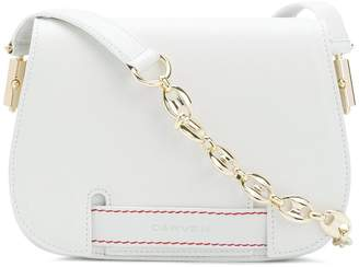 Carven stitch trim shoulder bag