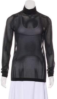 Wolford Turtleneck Long Sleeve Top