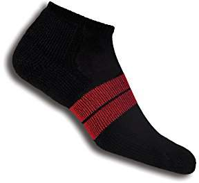 Thorlo Thorlos Unisex 84 N Running Thick Padded Low Cut Sock