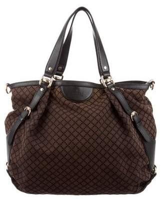 Gucci Large Diamante Bridle Bag