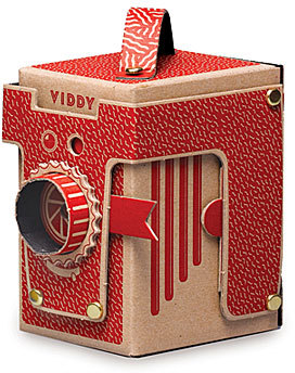 Build Your Own Pinhole Camera Kit $47 thestylecure.com