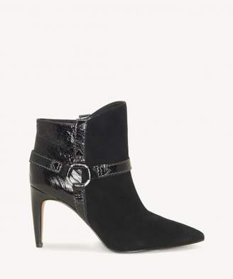 Sole Society Harloe Pointed Toe Bootie