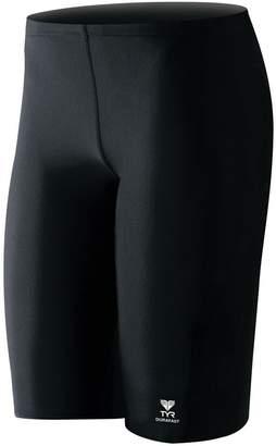 TYR Men's Durafast Solid Jammer Swimsuit
