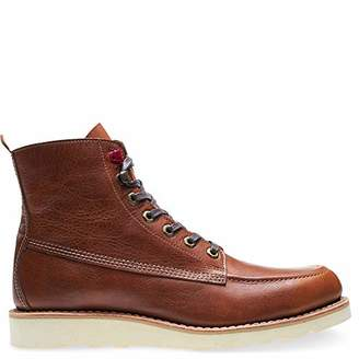 """Wolverine Men's Louis Made in USA 6"""" Moc Toe Wedge Winter Boot"""