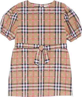 Burberry Thelma Vintage Check Dress