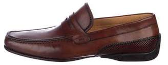Magnanni Leather Dress Loafers w/ Tags