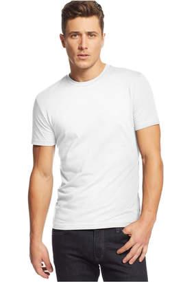 Alfani Stretch Slim-Fit Crewneck T-Shirt, Created for Macy's