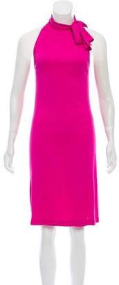 Emilio Pucci Halter Midi Dress