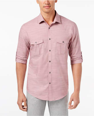 Alfani Men Warren Long Sleeve Shirt