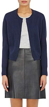 Barneys New York WOMEN'S CASHMERE CROPPED CARDIGAN