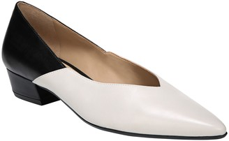 Naturalizer Low-Heel Leather Pumps - Betty