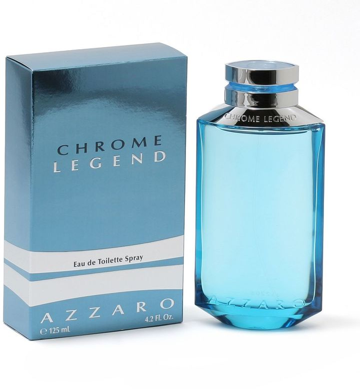 Azzaro chrome legend fragrance collection - men's