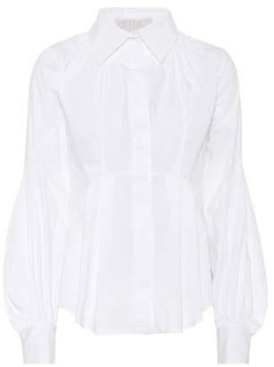 Peter Pilotto Cotton-blend shirt