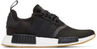 adidas Black NMD-R1 Boost Sneakers