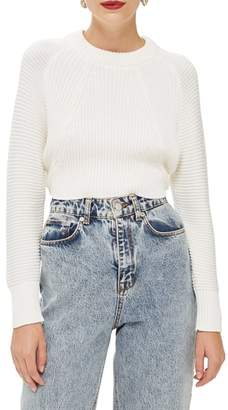 Topshop Super Crop Sweater