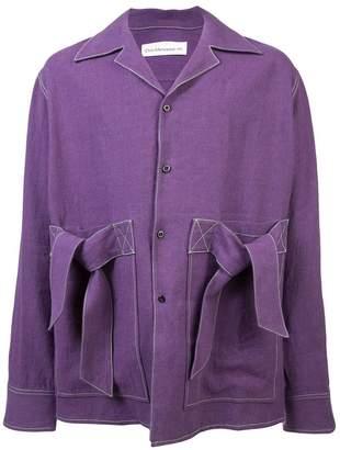 Chin Mens ribbon pocket shirt