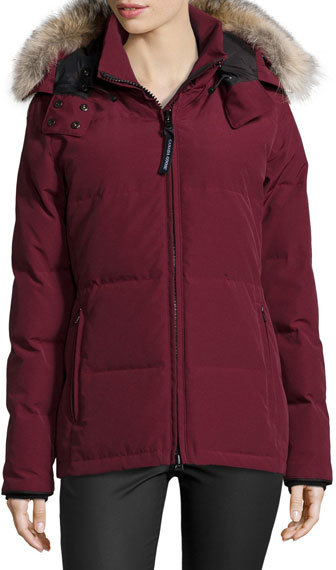 Canada GooseCanada Goose Chelsea Fur-Hood Parka Coat