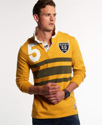 Superdry World Legends Rugby Shirt