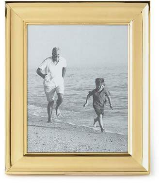 """Ralph Lauren Home Cove Gold-Tone 8"""" x 10"""" Picture Frame"""