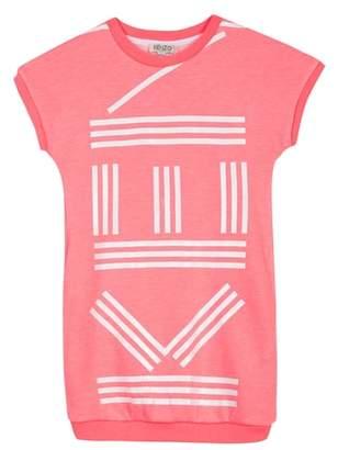 Kenzo Logo T-Shirt Dress