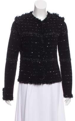 Lanvin Wool-Blend Jacket