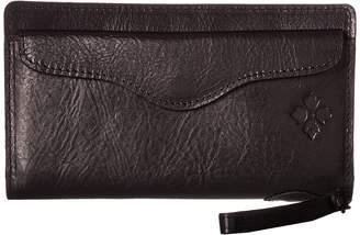 Patricia Nash Valentia Snap Wristlet Wristlet Handbags